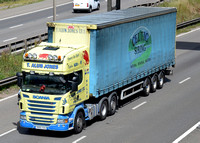 R80 TAJ | Scania R620 V8 | T. Alun Jones Ltd.