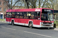 G Bus Registrations