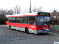 S Bus Registrations