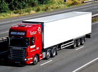 Derek Mason Transport (Skelmersdale)