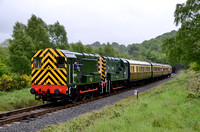 Severn Valley Diesel Gala (Saturday Only). 21/05/16.