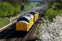 Mainline Charters, Test Trains and Specials 2011