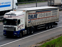 Online European Logistics