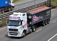 YT62 DNY | Volvo FH | Allensway Group.