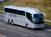 M40 Buses and Coaches - 04/08/14.
