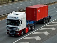 M.J Harvey Transport Ltd (Redditch)
