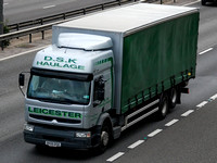 D.S.K Haulage (Leicester)