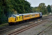 Mainline Charters, Test Trains and Specials 2013.
